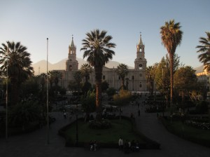 "Arequipa, ""The White City"""